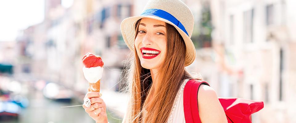 gelato e personalità