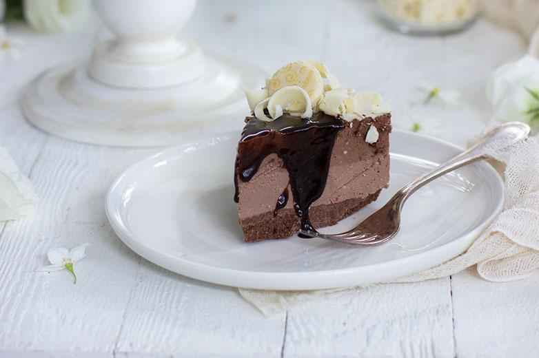 cheesecake cacao e biscokrok