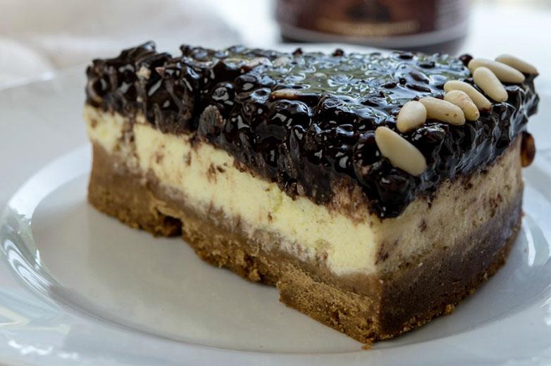cheesecake co'bischeri