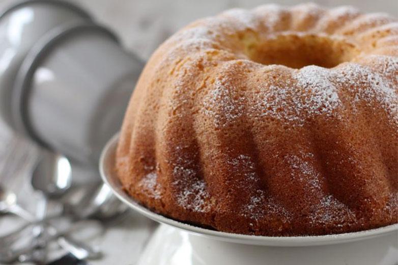 hot chocolat sponge cake