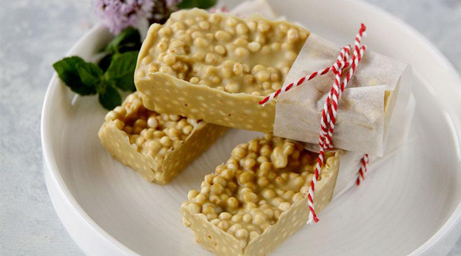 barrette pistacchio