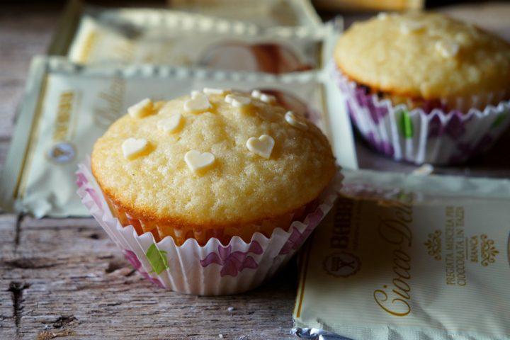 muffin cioccodelizia bianca
