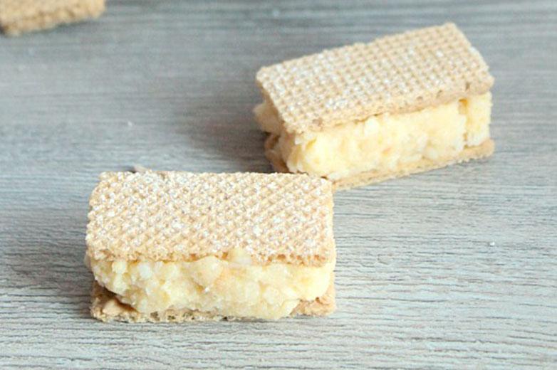 sandwich waferini vaniglia