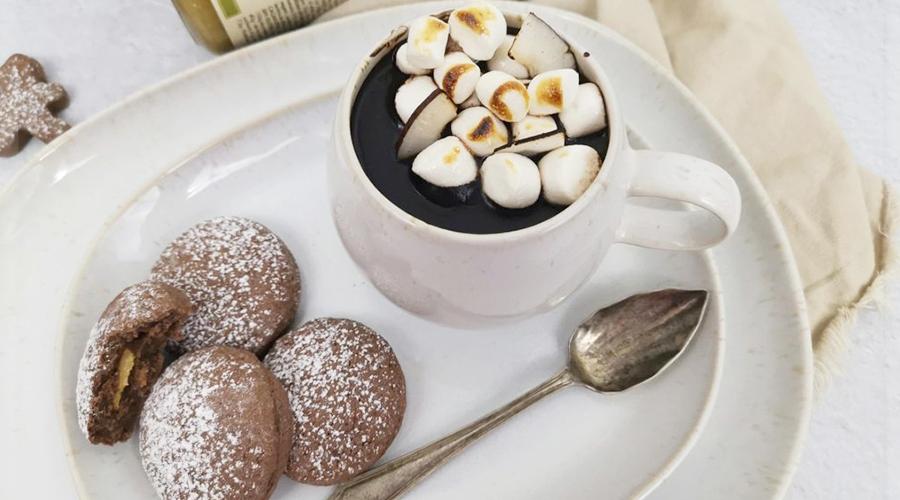 cioccodelizia e biscotti