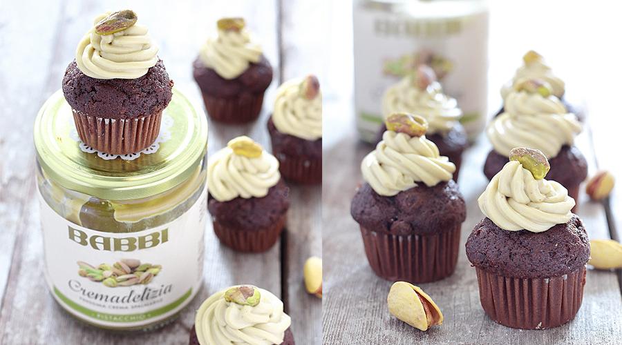 cupcakes pistacchio