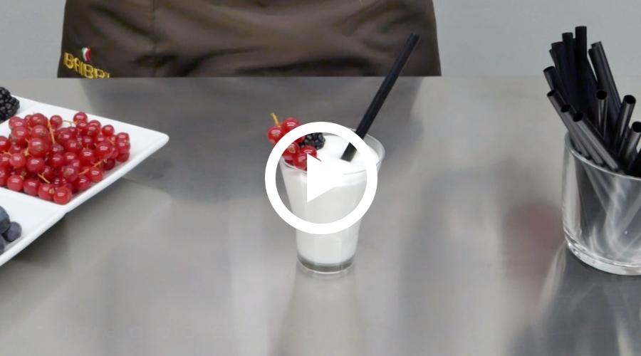 tutorial crema fredda yogurt