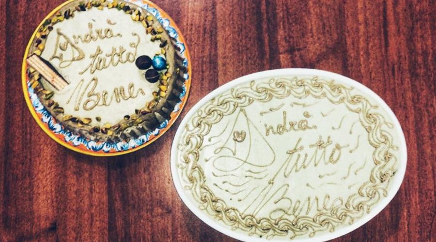 cake al pistacchio