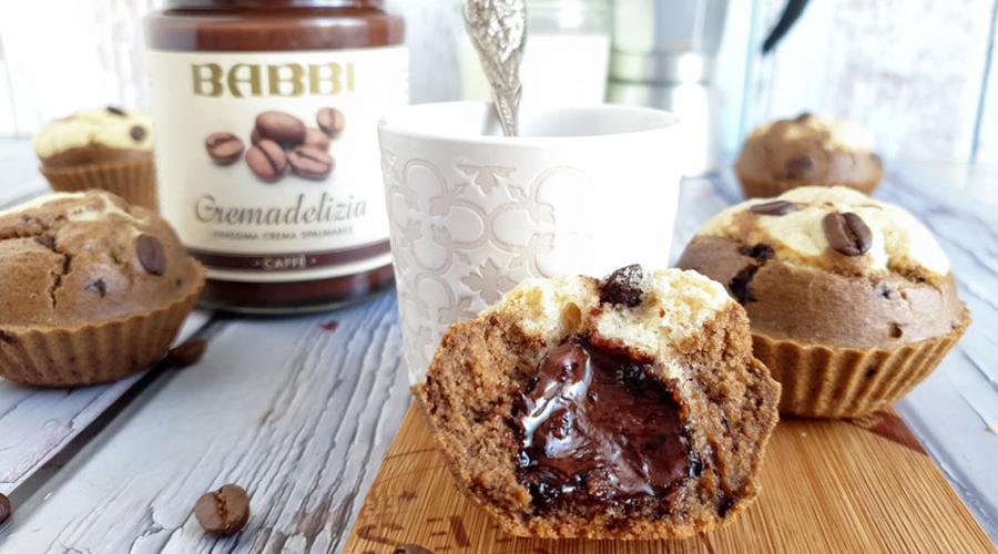 muffin cremadelizia caffè